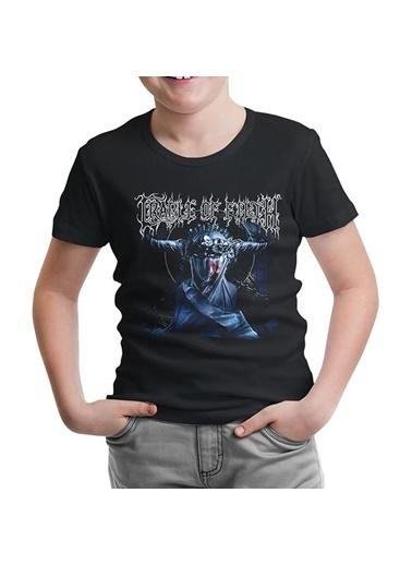 Lord Tshirt Cradle Of Filth Siyah Çocuk Tshirt Siyah